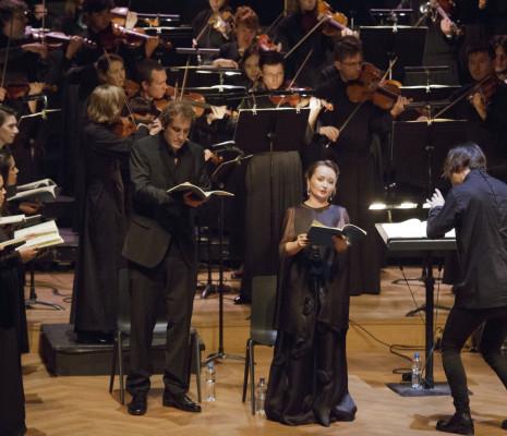 Tareq Nazmi, Julia Lezhneva, Teodor Currentzis & MusicAeterna