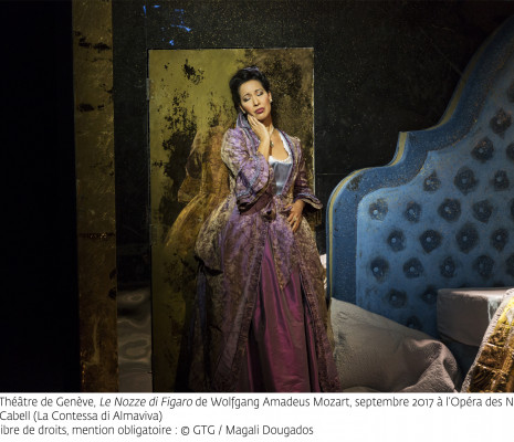 Nicole Cabell - Les Noces de Figaro par Tobias Richter