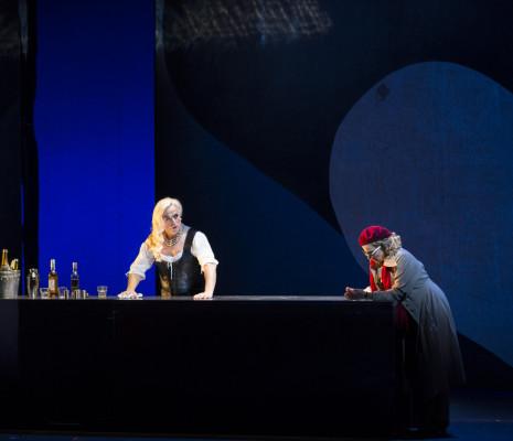Andrew Watts - Marie Arnet - Figaro Gets a Divorce d'Elena Langer