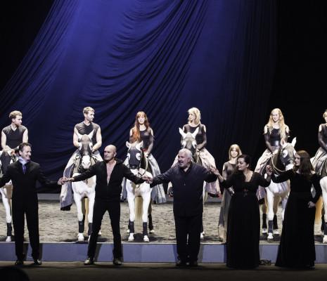 Marc Minkowski - Le Requiem de Mozart par Bartabas