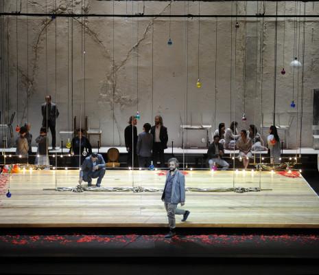 Nahuel di Pierro - Don Giovanni par Jean-François Sivadier