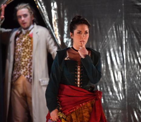 Andrè Schuen & Francesca Aspromonte - Don Giovanni par Jean-François Sivadier
