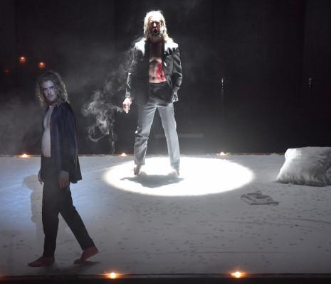 Andrè Schuen & David Leigh - Don Giovanni par Jean-François Sivadier