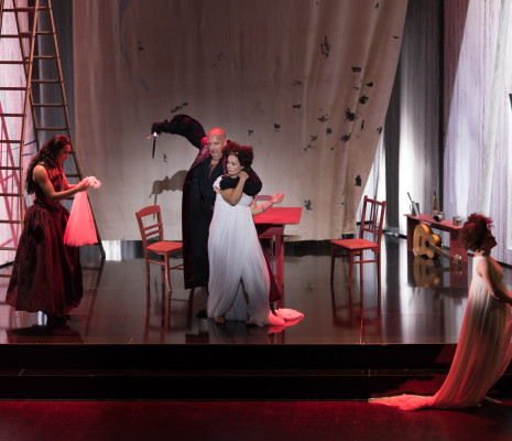 Rigoletto par François de Carpentries