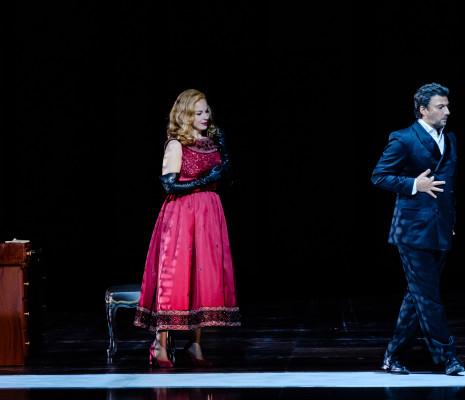Jonas Kaufmann et Elina Garanca dans Don Carlos