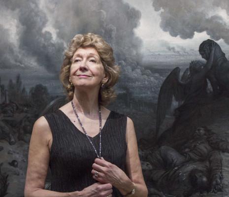 Felicity Lott au musée d'Orsay