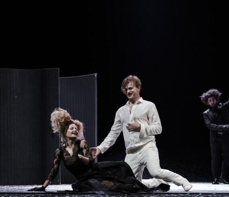 Vannina Santoni, Andreas Wolf & Davide Luciano - Les Noces de Figaro par Ludovic Lagarde