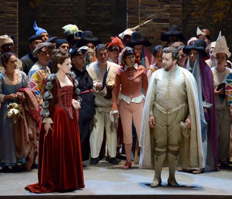 Le Pré aux Clercs à l'Opéra Comique