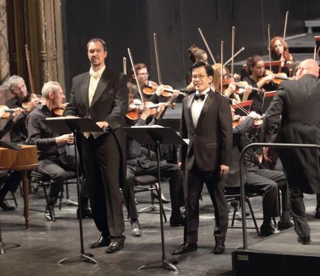 Patrick Bolleire et Yijie Shi - Tancredi