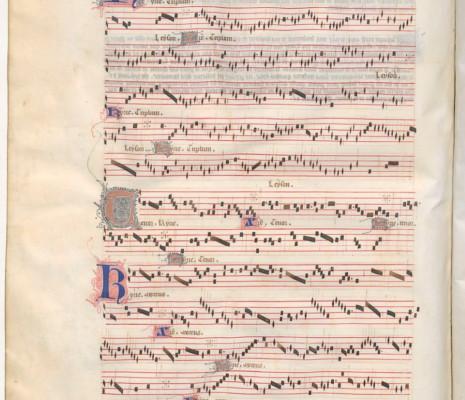 Kyrie de la Messe de Notre Dame (Guillaume de Machaut)