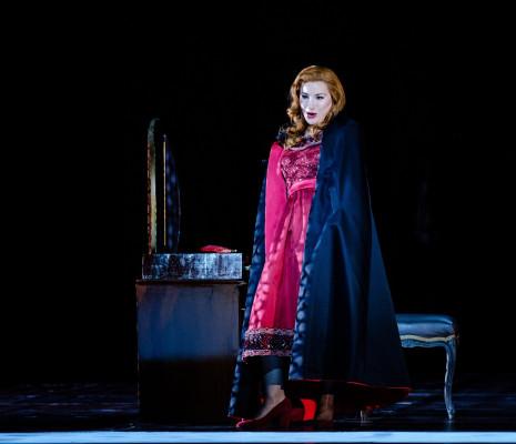 Don Carlos par Warlikowski - Ekaterina Gubanova (La Princesse Eboli)
