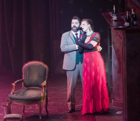Florian Laconi & Fabienne Conrad - Les Contes d'Hoffmann par Nicola Berloffa