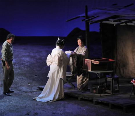 Madame Butterfly par Daniel Benoin