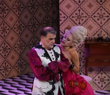 Michele Govi et Rocío Perez - Don Pasquale par Pierre-Emmanuel Rousseau