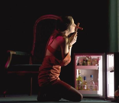 La Passion selon Sade - Raquel Camarinha