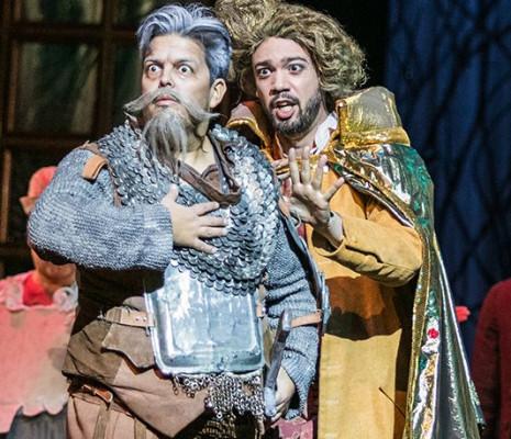 Emiliano Gonzalez Toro et Virgile Ancely - Don Quichotte, par Corinne Benizio et Gilles Benizio