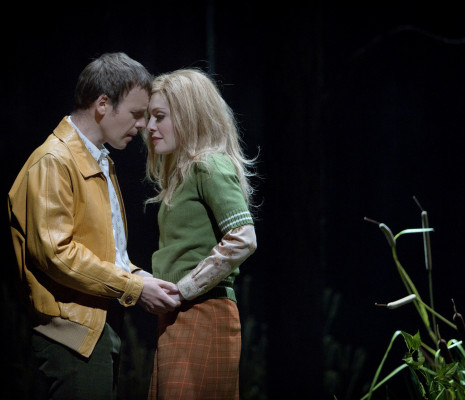 Marc Mauillon & Jenny Daviet - Pelléas et Mélisande par Benjamin Lazar