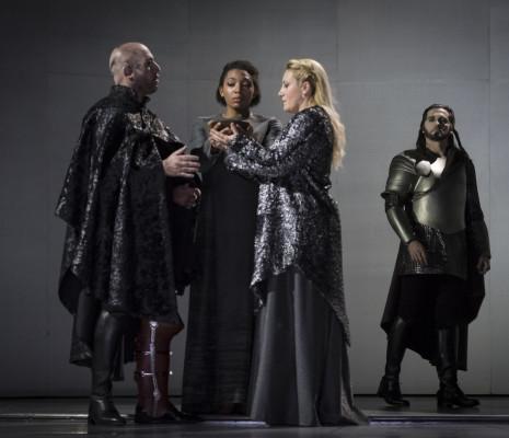 Marco Vratogna, Josy Santos, Saioa Hernández & Ashley David Prewett - Francesca da Rimini par Nicola Raab
