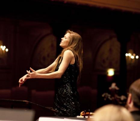 Barbara Hannigan & LUDWIG orchestra