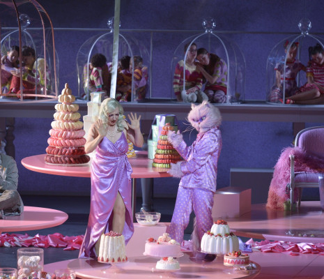 Hänsel et Gretel par Emmanuelle Bastet