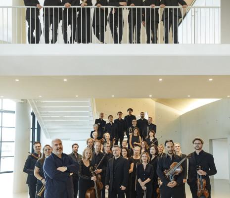 Marc Minkowski et Les Musiciens du Louvre
