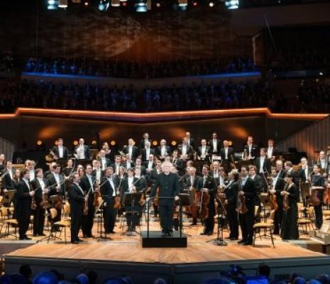 Orchestre Philharmonique de Berlin et Sir Simon Rattle