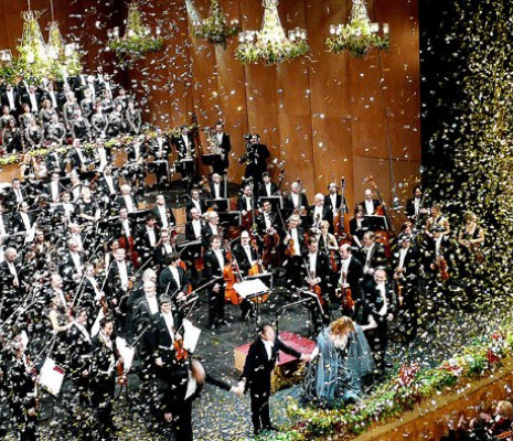 Concert du Nouvel An à la Fenice de Venise