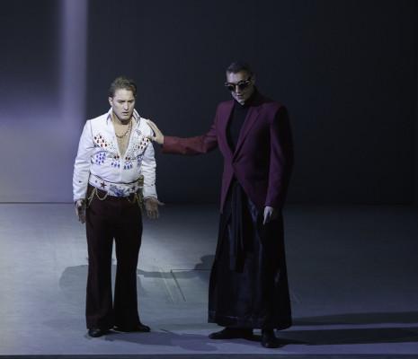Sascha Emanuel Kramer & Antonio Di Matteo - La Flûte Enchantée par René Koering