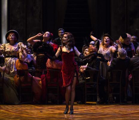 Valentina Nafornita dans La Veuve joyeuse