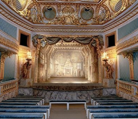 Petit Théâtre de la Reine à Versailles