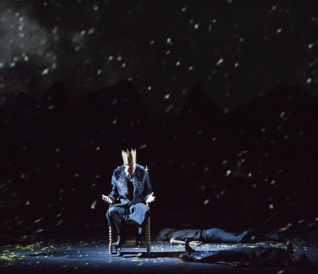 Philippe Sly - Jephtha par Claus Guth