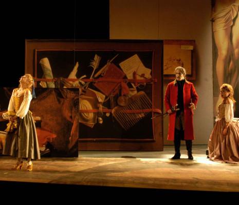 Rosemary Joshua, Pietro Spagnoli & Annette Dasch - Les Noces de Figaro par Jean-Louis Martinoty