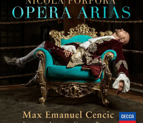 Porpora: Opéra Arias - Max Emanuel Cencic