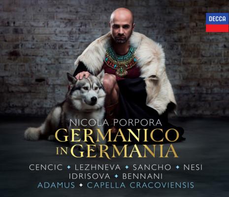 Germanico in Germania - Nicola Porpora