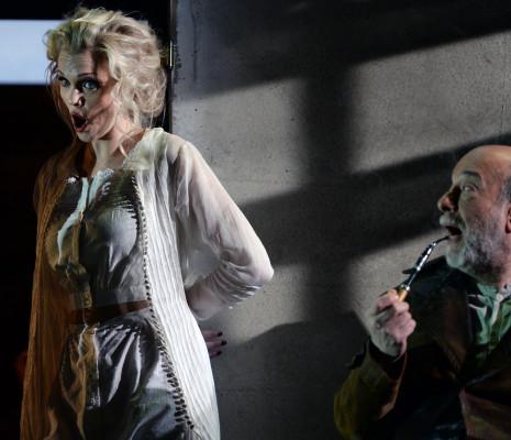 Micaela Oeste & Peter Sidhom - Peter Grimes par José Cura