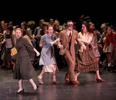 My Fair Lady avec la Maîtrise Populaire de l'Opéra Comique