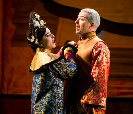 Norma Nahoun et Marc Scoffoni - Le Pays du Sourire par Pierre-Emmanuel Rousseau