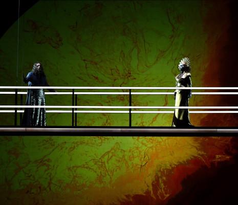 Anaïk Morel (Carmen) et Robert Watson (Don José) - Carmen par Aik Karapetian