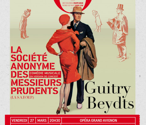 Sacha Guitry à Avignon