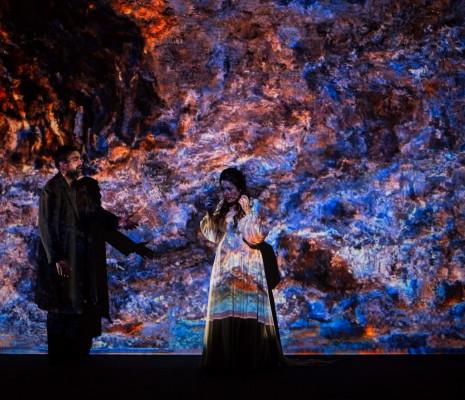 Faust par Jacques Perconte