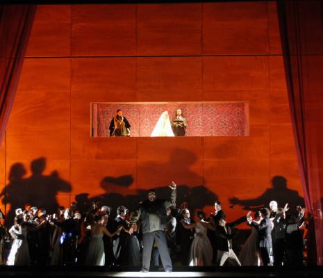 Turandot par Lorenzo Fioroni