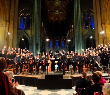Vêpres de Monteverdi en la Cathédrale Notre-Dame de Paris