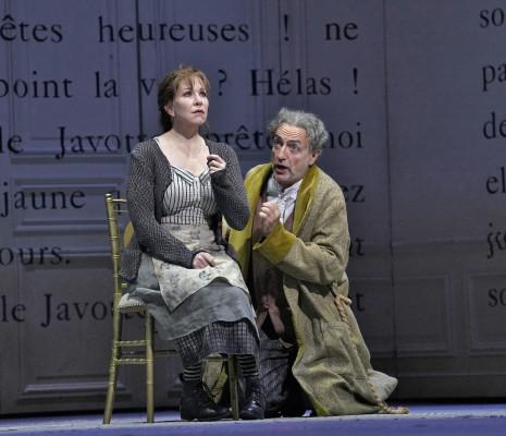 Joyce DiDonato et Laurent Naouri - Cendrillon par Laurent Pelly