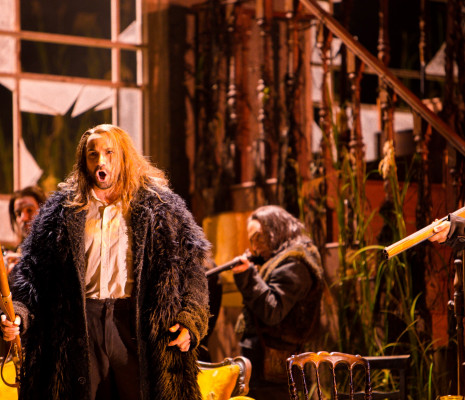 Sergey Romanovsky dans La Dame du Lac
