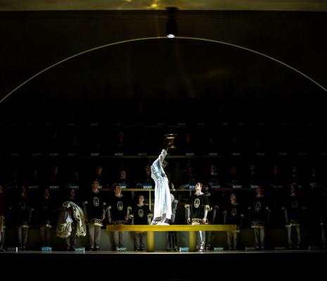 Parsifal par Richard Jones