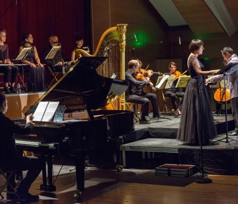 Marie Lenormand et l'Ensemble Musica Nigella