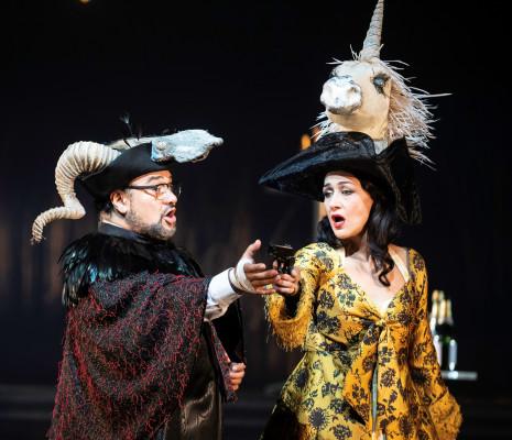 Ramón Vargas & Myrtò Papatanasiu - Don Giovanni par David Bösch
