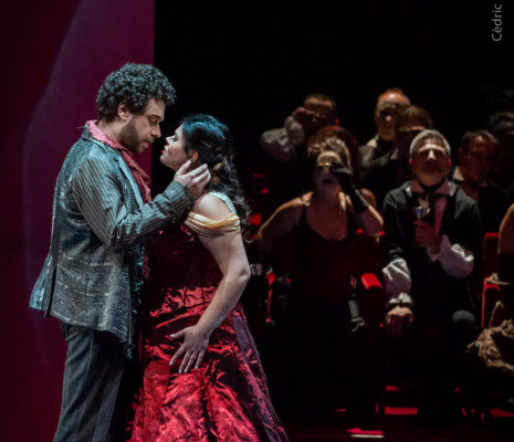 Davide Giusti & Maria Teresa Leva - La Traviata par Stefano Mazzonis di Pralafera