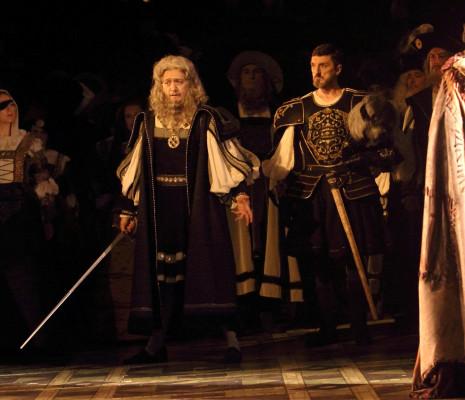 Alexander Vinogradov & Antoine Garcin - Ernani par Jean-Louis Grinda