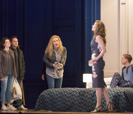 Jennifer France, Krisztina Szabó, Barbara Hannigan, Samuel Boden & Peter Hoare - Lessons in Love and Violence
